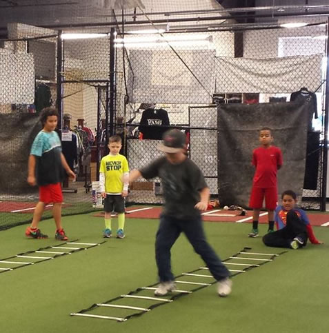 Speed & Agility Clinics