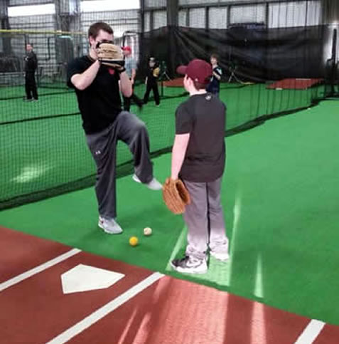 Private Baseball Pitching Lessons