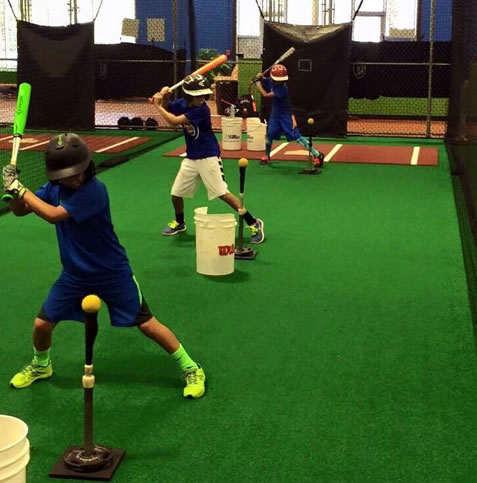 Year-Round Baseball Clinics