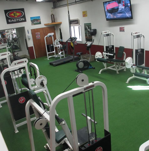 Strength & Fitness Rooms