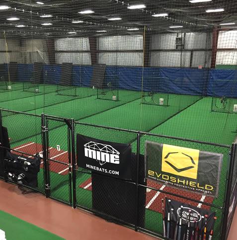 Year-Round Baseball & Softball Training