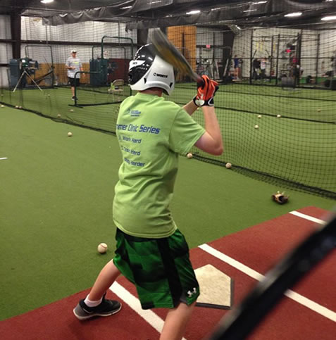 Indoor Batting Tunnels