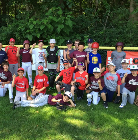 Outdoor Summer Clinics