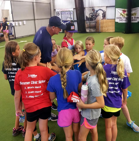 Year-Round Softball Clinics