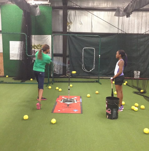 One-On-One Softball Instruction