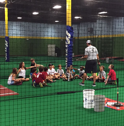 Indoor Summer Vacation Clinics